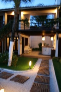 Hotel Jericoacoara Brasilien