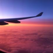 Flugzeug reise reisen