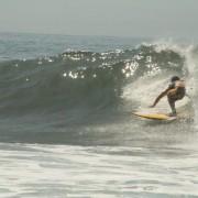surf surfing barrel wellenreiten