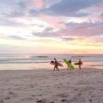 beach surf surfing costa rica