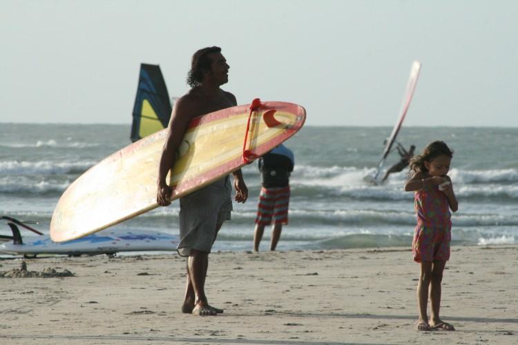 surfen wellenreiten jericoacoara Brasilien