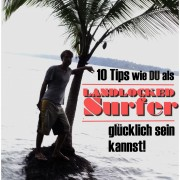 landlocked surfer