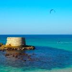 Kitesurfen Tarifa Nebensaison