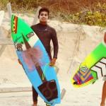 Surf Galapagos 2 start