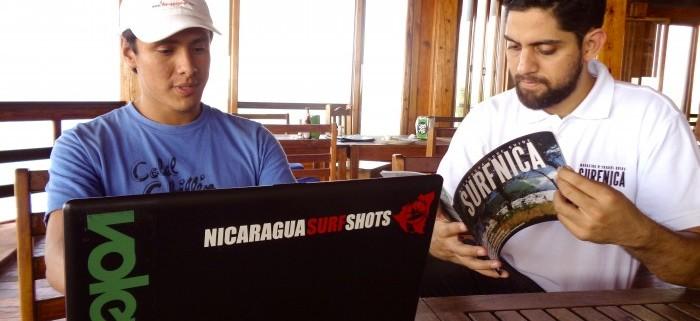 surfen in nicaragua