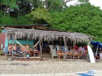 Chillen in Nicaragua