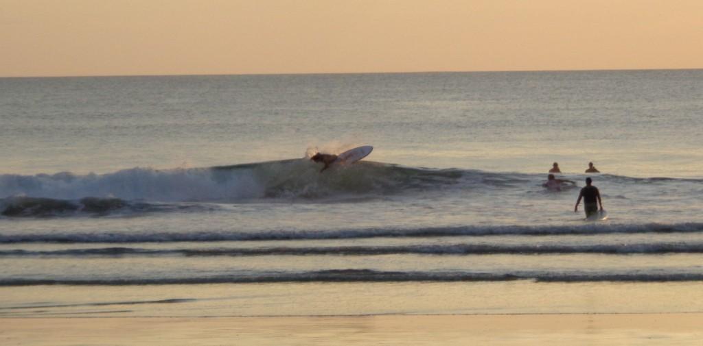 surf surfing wellenreiten nicaragua