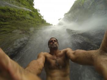 Wasserfall in Nicaragua