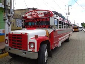 bus san juan del sur nicaragua