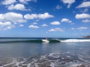 Surfen lernen in Playa Amarillo, Nicaragua