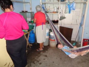 schlafendes kind san juan del sur nicaragua