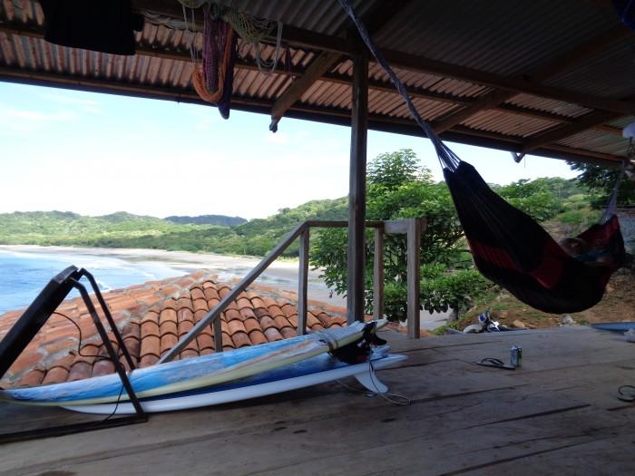 Zimmer mit Ausblick in Nicaragua
