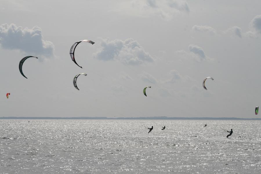 kiter Ostsee