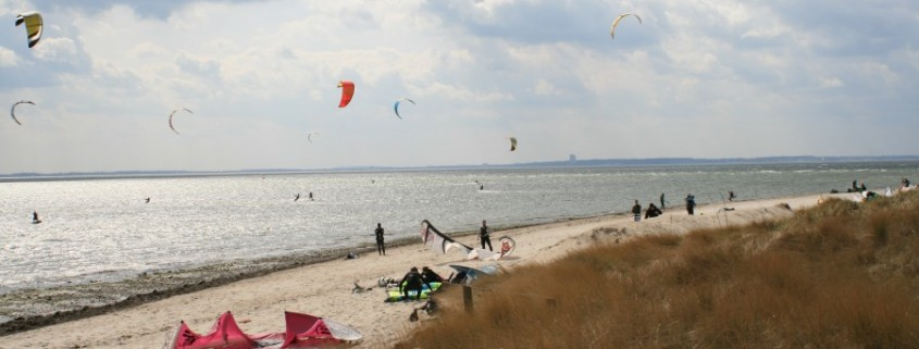 strand pelzerhaken ostsee kiter kitesurfen