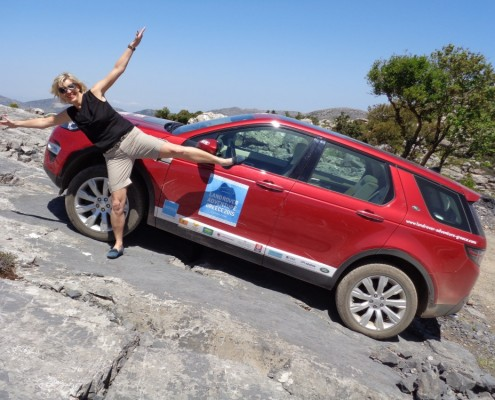 Land Rover Adventure Greece Tour