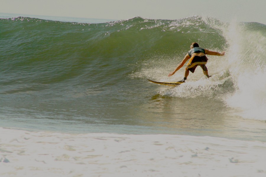 surf surfing wellenreiten tube barrell