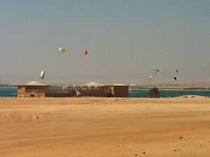 kitesurfen soma bay aegypten