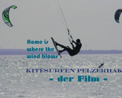 kitesurfen am pelzerhaben der Film