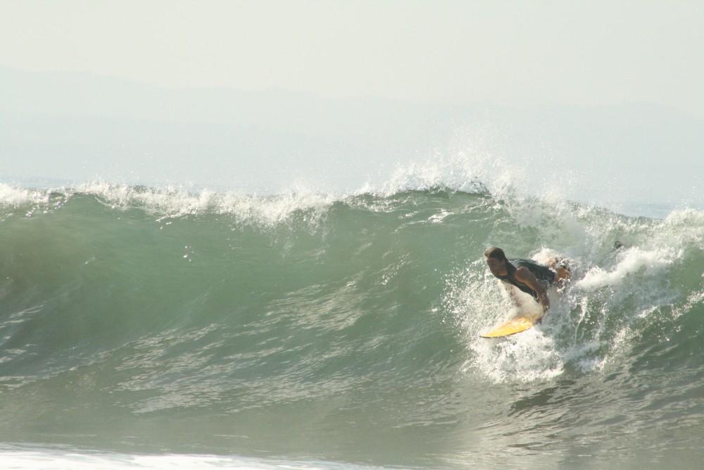 training surfen fitness