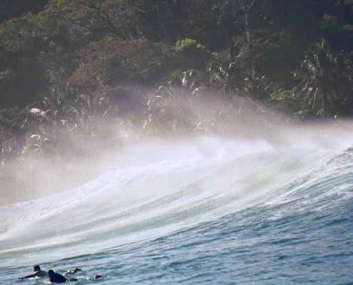 surfen Wellenreiten bocas del toro panama