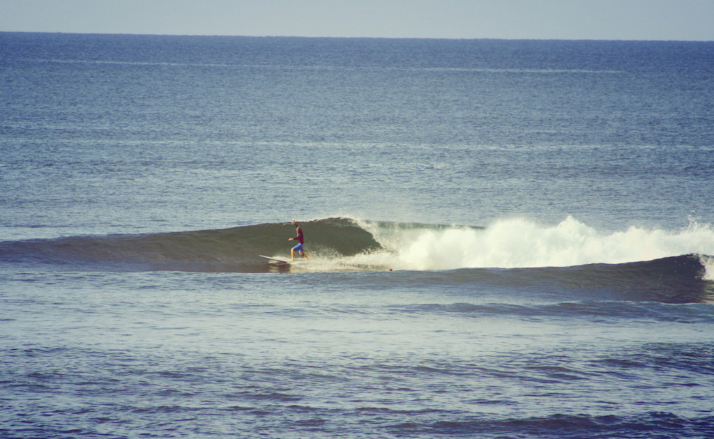 Surfen in Santa Catalina