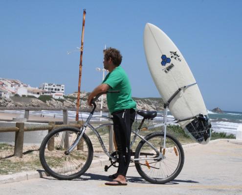 Reisetyp Surfen