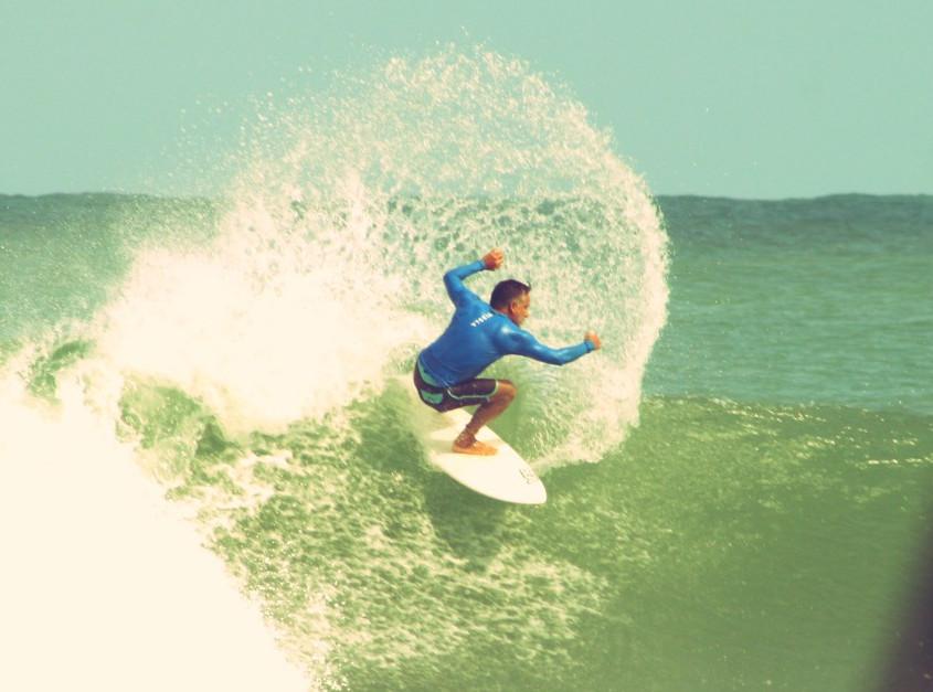 Surfen in Panama