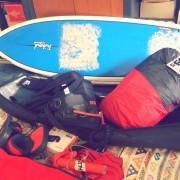 airline gepäckbestimmungen für Surfbretter