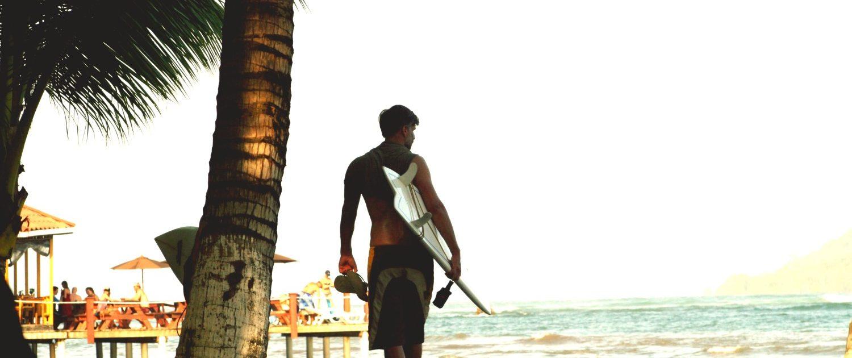 surfen und reisen