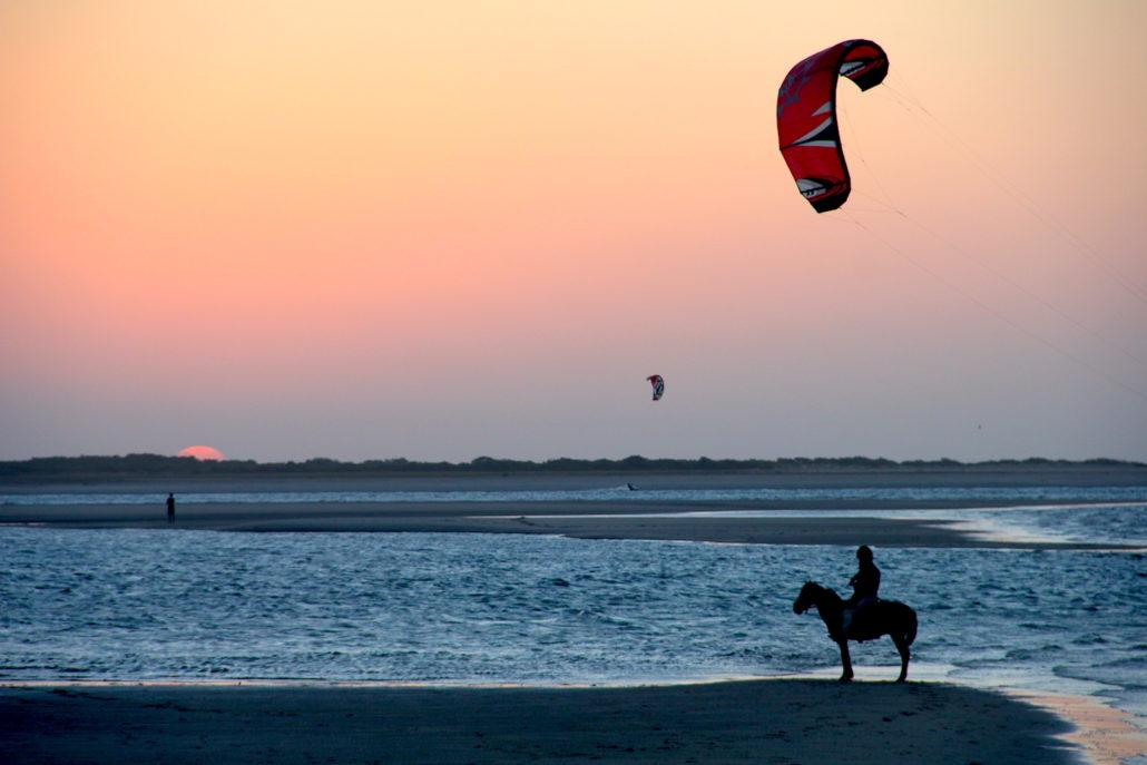 kitesurfen in Brasilien