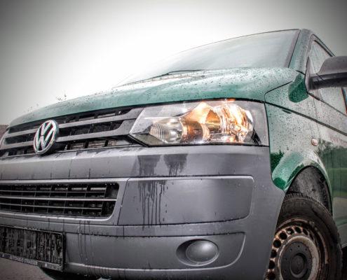 VW Bus Umbau