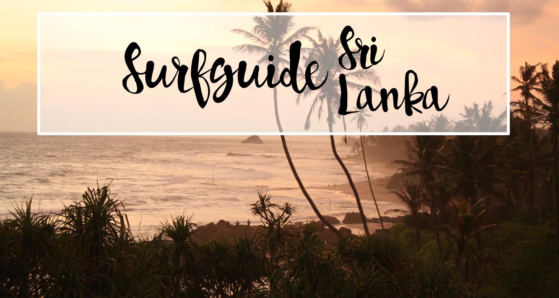 Surfen In Sri Lanka Tropisches Wellen Paradies Für Jeden Surf Level