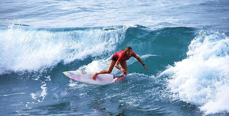 Surfen auf Gran Canaria