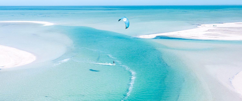 Kitesurfen in Westaustralien