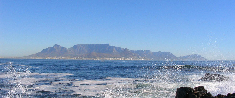 Kitesurfen in Kapstadt