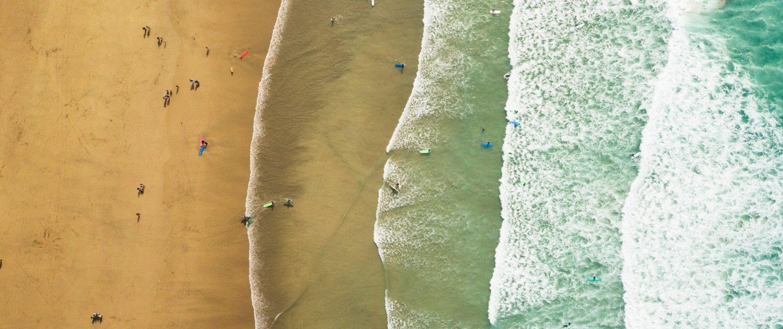 surfen in newquay