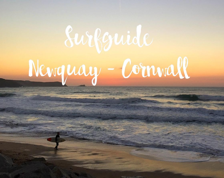 surfen newquay